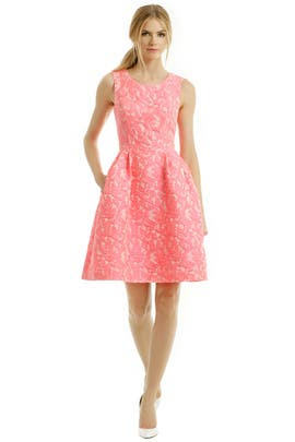 Pink Tartan - Willow Kelly Dress