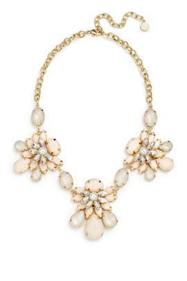 Blushing Blossom Necklace by RJ Graziano