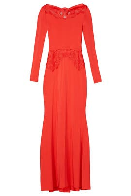 Gated Gown by Blumarine