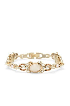Blush Crystal Bracelet by Jenny Packham