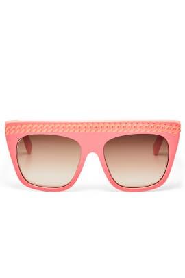Falabella Square Sunglasses by Stella McCartney