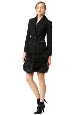 Touring Kate Coat by Versace Collection