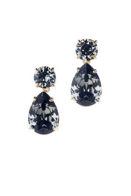 Black Diamond Fancy That Earrings by kate spade new york accessories