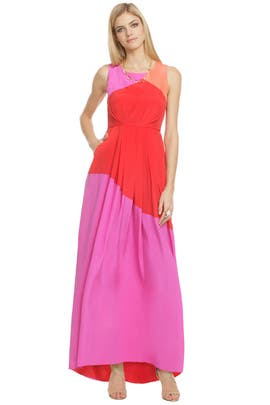 Mabrey Maxi Dress by Shoshanna