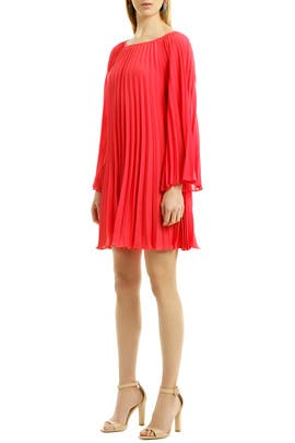 Nicole Miller - Merengue Pleat Dress