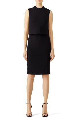 Diane von Furstenberg - Black Tali Dress