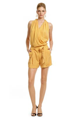 Robert Rodriguez Collection - Mango Halter Romper