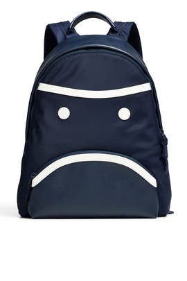 Navy Grumps Backpack by Tory Sport Accessories