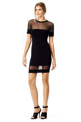 Sheer Brilliance Dress by Elizabeth and James