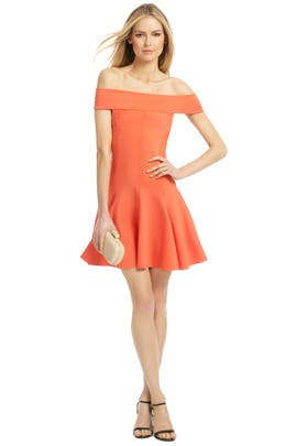 Sweet Revenge Dress by Halston Heritage