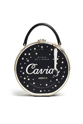 Finer Things Caviar Bag by kate spade new york accessories