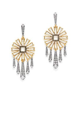 Daisy Statement Earrings by Lulu Frost