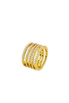 Audley Ring by Noir Jewelry
