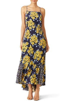 Field of Daisies Maxi by Suno
