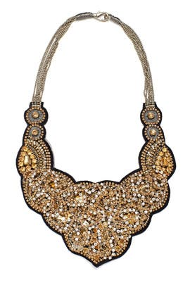 Pandora Bib Necklace by Vie la V Accessories