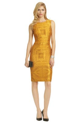 Vera Wang - Sun Goddess Sheath
