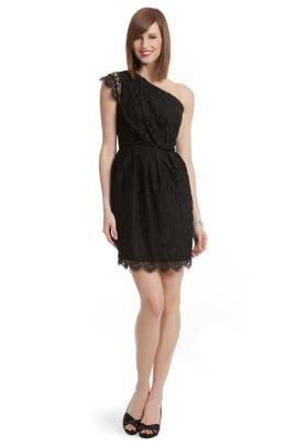 Shoshanna - Lace and Love Dress