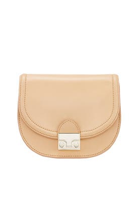 Nappa Saddle Bag by Loeffler Randall