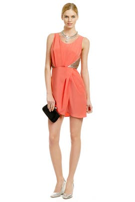 Sachin & Babi - Neon Nightlife Dress