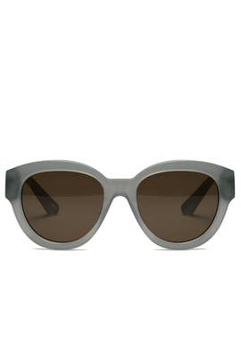 Blue Atkins Sunglasses by Elizabeth and James Accessories