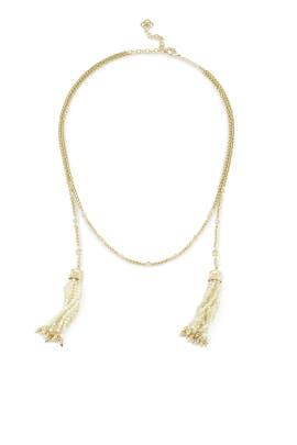 Ivory Monique Necklace by Kendra Scott