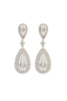 Kensington Drop Earrings by Slate & Willow Accessories