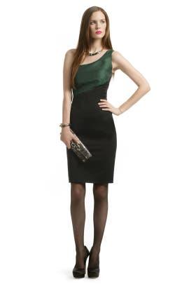 Bibhu Mohapatra - Emerald Insert Dress