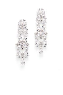Be Adorned Chandelier Earrings by kate spade new york accessories