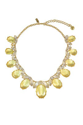 kate spade new york accessories - Glass Marigold Necklace