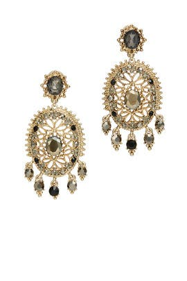 Sweet Soiree Earrings by Marchesa Jewelry