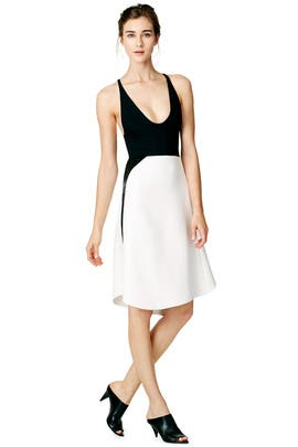 Narciso Rodriguez - Beaded Point Dress