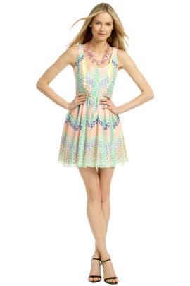 Shoshanna - Seely Dress