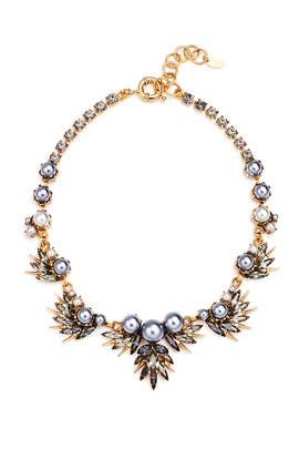 Gold Isis Necklace by Elizabeth Cole