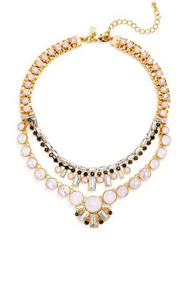 Clink of Ice Double Strand Necklace by kate spade new york accessories