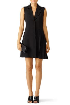 ELLIATT - Black Vest Dress