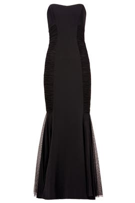 Badgley Mischka - Curves For Days Gown