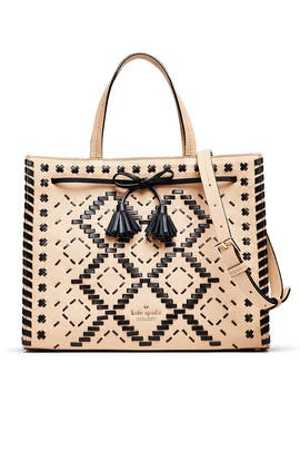 Hayes Street Woven Isobel Bag by kate spade new york accessories