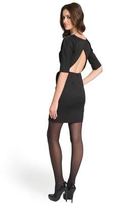 Lela Rose - Ultra-Chic Backless Dress