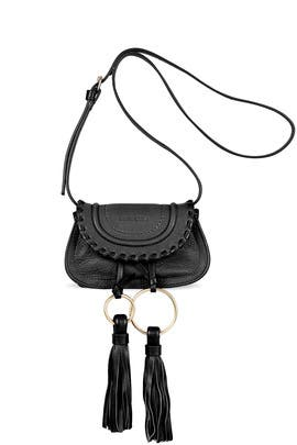 Black Mini Polly Bag by See by Chloe Accessories