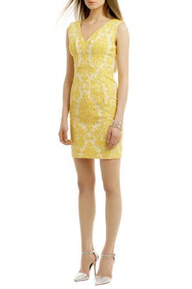 Tracy Reese - Lemon Cake Sheath