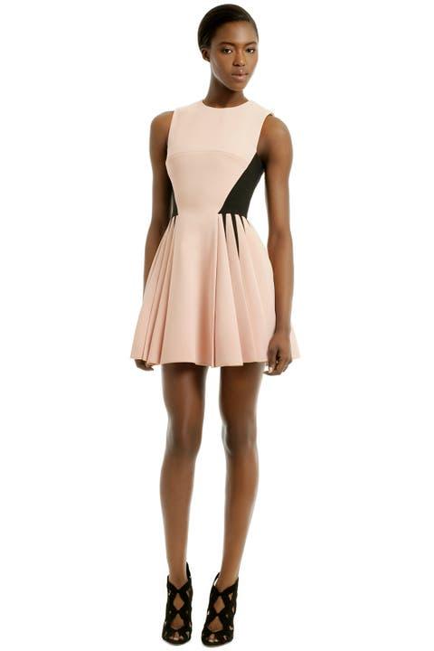Blush Vanguard Dress by David Koma