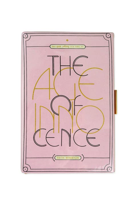 Age of Innocence Book Clutch by kate spade new york accessories