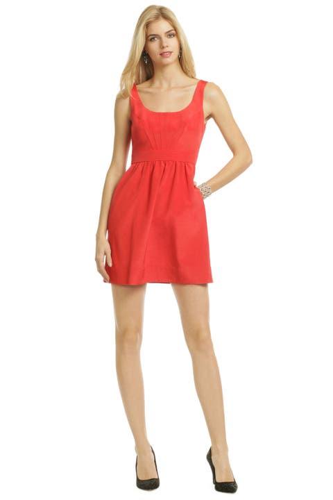 Shuffle Dress by Shoshanna