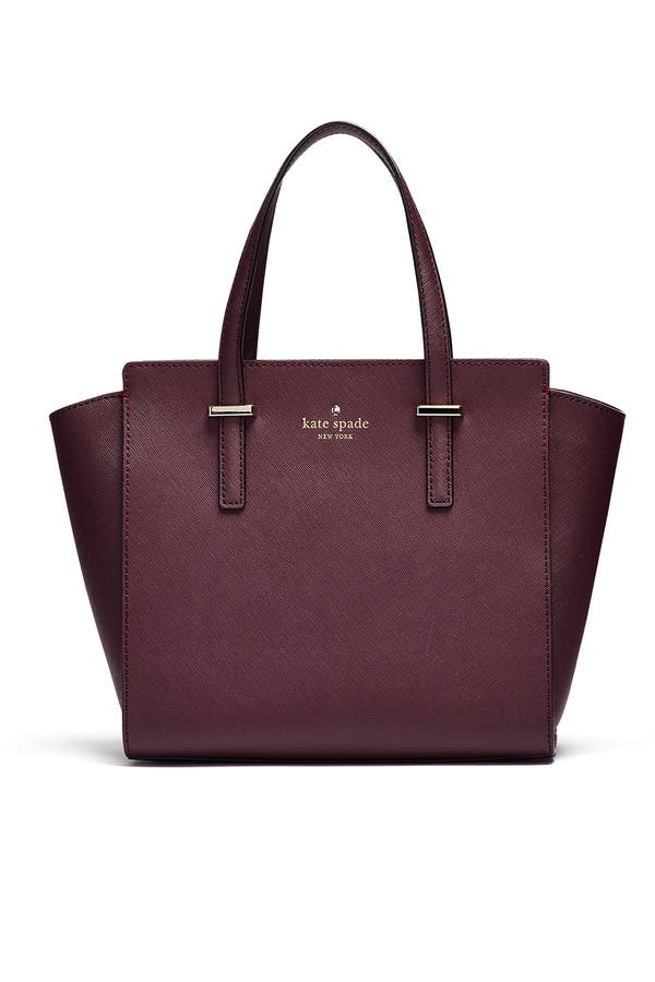 Mulled Wine Hayden Bag by kate spade new york accessories for  35   Rent  the Runway 4cf23f6444