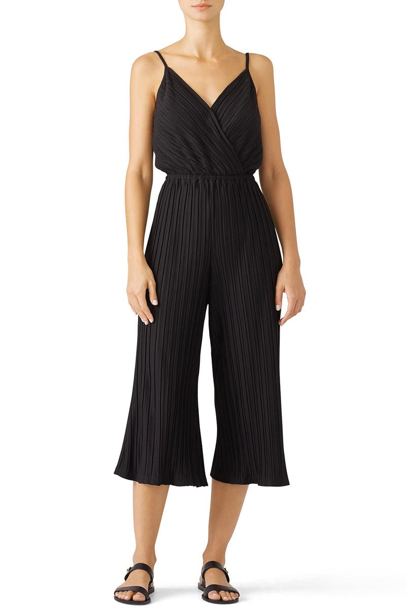 4de3b49a0efe Pleated Austine Jumpsuit by cupcakes and cashmere for  30
