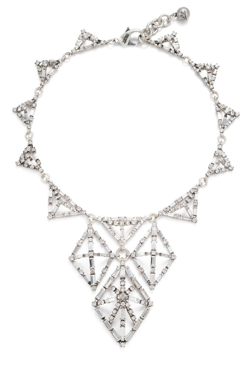 0b509b31f0f123 Proxima Necklace by Lulu Frost for $70 | Rent the Runway