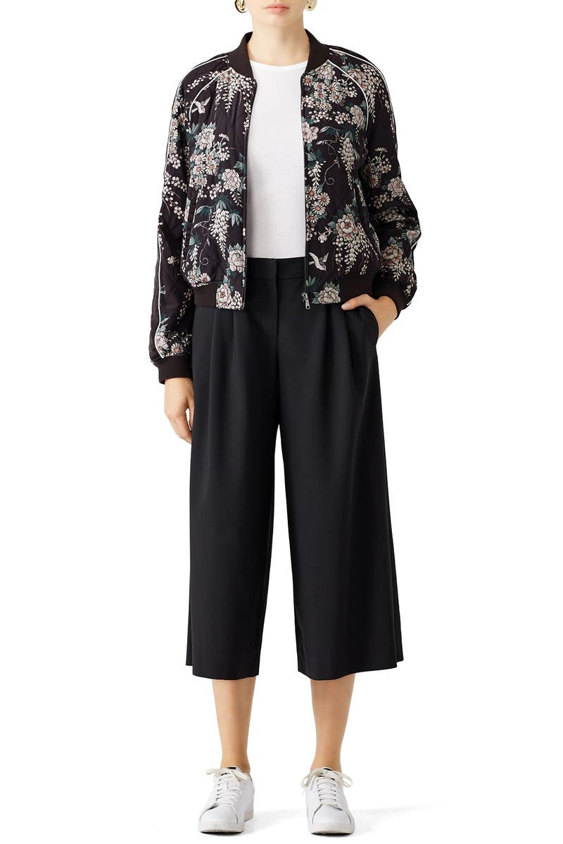 3180b173f0e Floral Mace Jacket by Joie for $75 | Rent the Runway