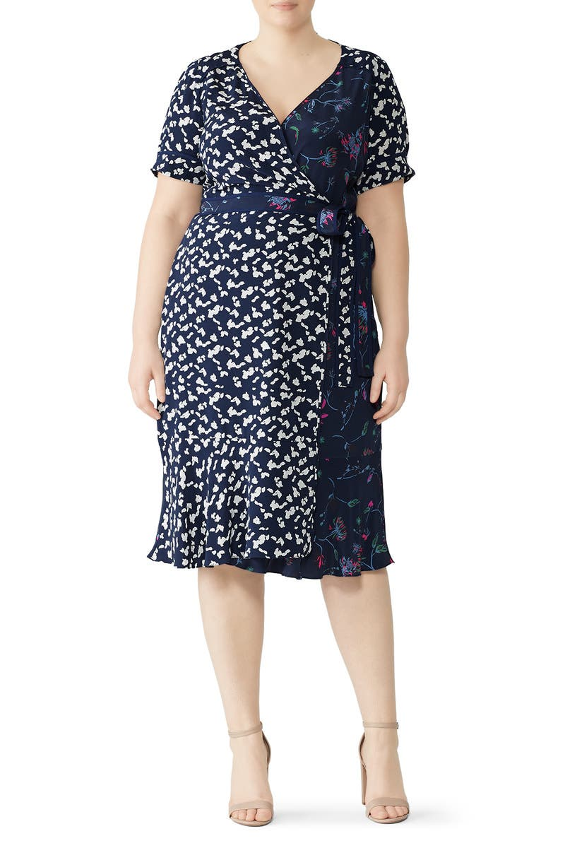 dedbb744acb Luisa Wrap Dress by Tanya Taylor for  90