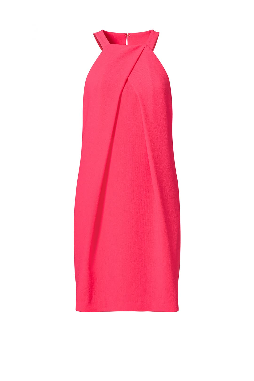 pink origami fold dress by trina turk for 40 50 rent