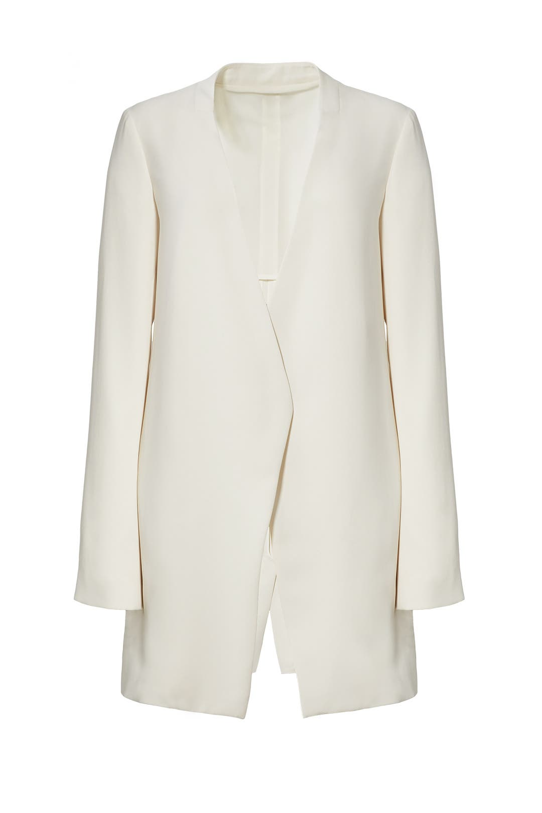 26d524be6b White Winola Jacket by Theory for $80 | Rent the Runway